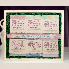 The Muse Collection Crated Gift Set