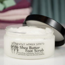 Shea Butter Foot Scrub