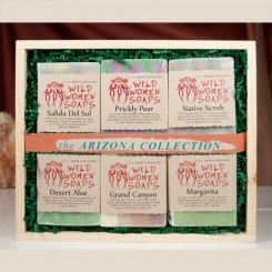 The Arizona Collection Crated Gift Set