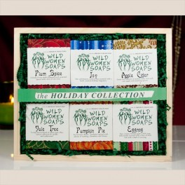 The Holiday Collection Crated Gift Set